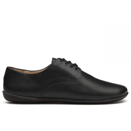 Vivobarefoot LISBON L Leather Black