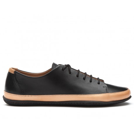 Vivobarefoot BANNISTER 2 L Leather Black