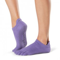 Prstové ponožky LOW RISE Grip TOESOX Light Purple